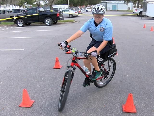 Tampa Police training teens to keep you safe during parade season
