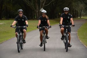 More Clermont cops patrolling on bikes