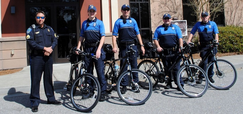 MPPD launches new Bike Patrol Team