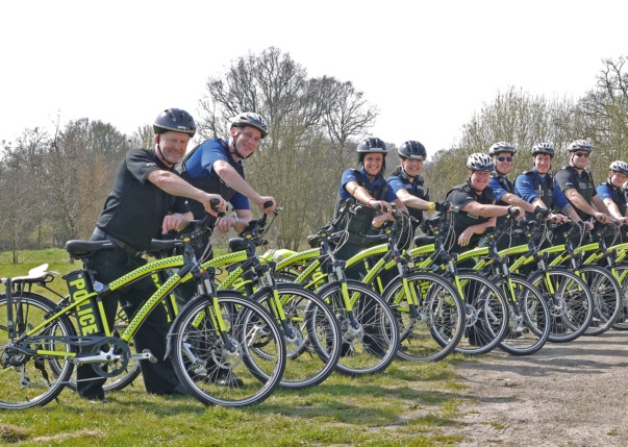 Police to fight crime on bikes