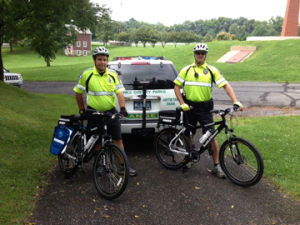 Greenleaf's bike medic, anti-burglary legislation move through state Senate