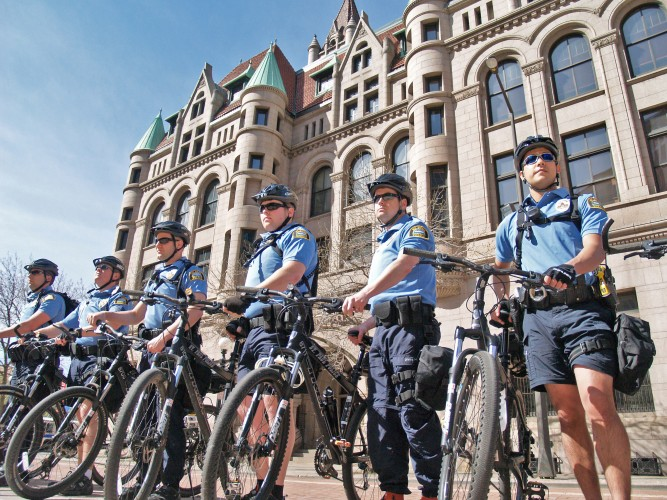 Bicycle Response Teams Key to Success