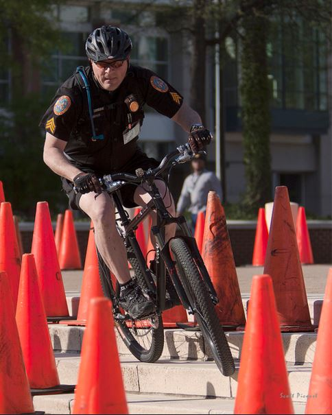 Jon Pesesko: Police Sergeant by Title; Bike Patrol Enthusiast at Heart