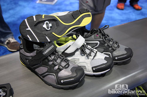 Shimano  Click 'R Pedal and Shoes