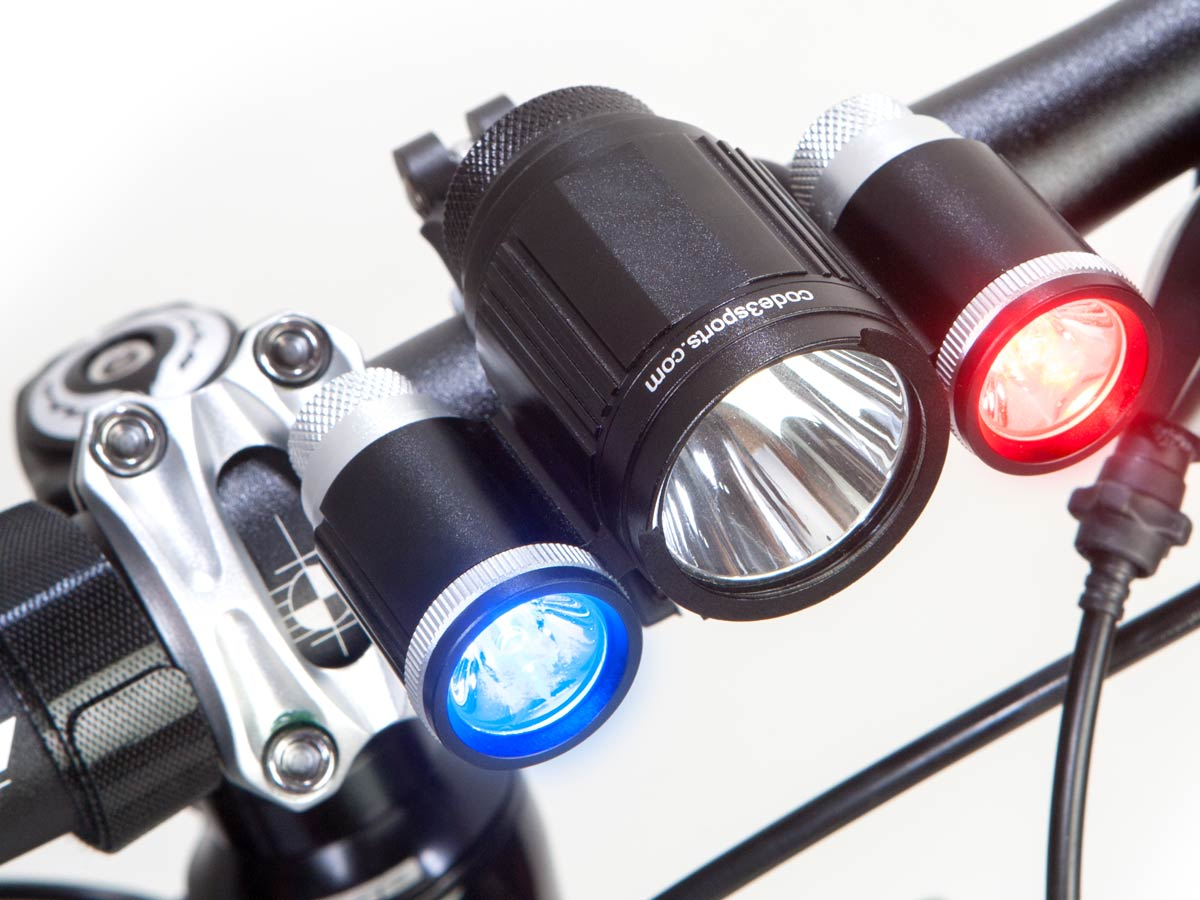 MaxPatrol-600 Bike Patrol Light