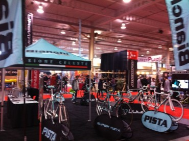 Toronto International Bicycle Show 2012