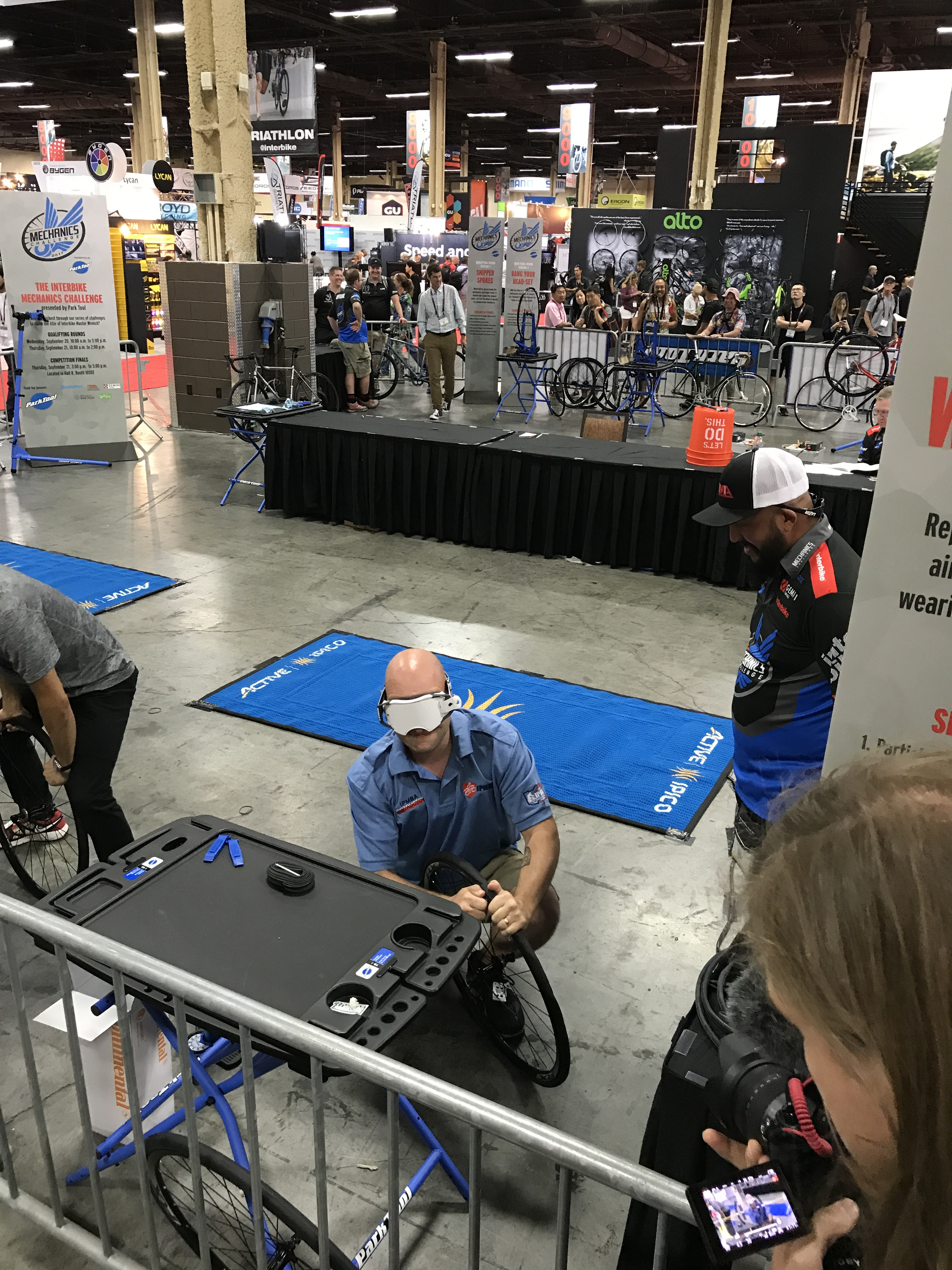 Interbike 2017: A Dream Come True