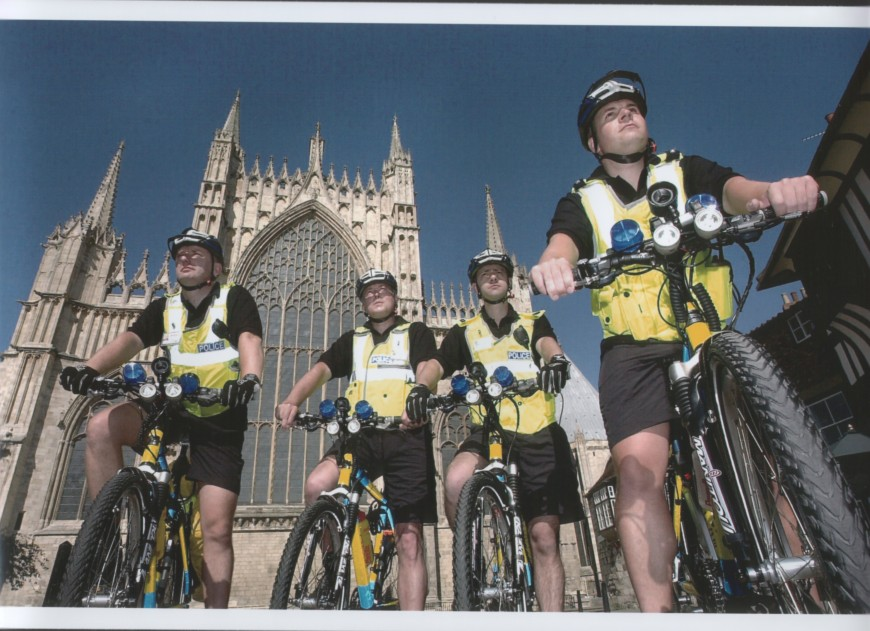 North Yorkshire Police York Community Cycle Pilot