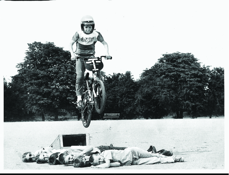 Tom Lynch: The BMX Champion who is Faster than an Ambulance