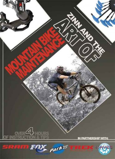 Zinn and the Art of Mountain Bike Maintenance DVD