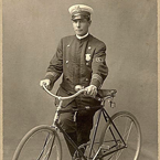 The Rise, Fall, and Rebirth of Bicycle Police