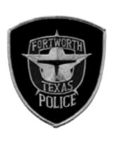Fort Worth PD patch