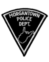 Morgantown PD patch