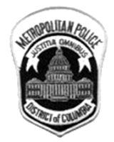 DC Metro PD patch