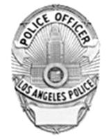 LAPD patch
