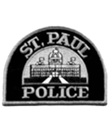 St. Paul PD patch