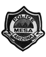 Mesa AZ PD patch