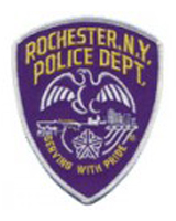 Rochester PD patch