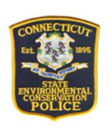 Connecticut Envionmental Conservation Police patch