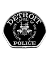 Detroit PD patch