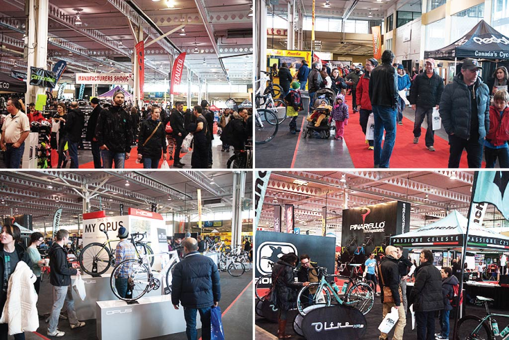 Toronto International Bicycle Show 2016